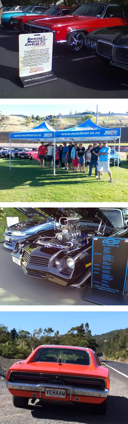 American Muscle Car Club About Us